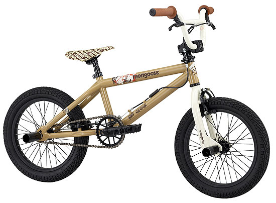 Mongoose Pit Crew 16 Quot Bmx Bike Get Me Fixed