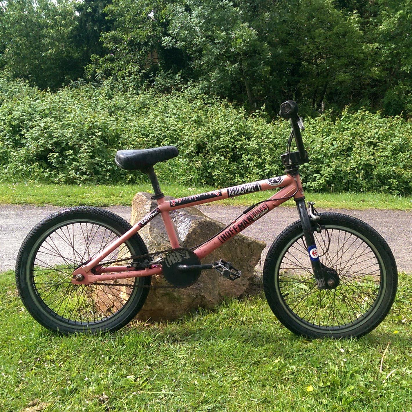 Hoffman Disrupter BMX Bike