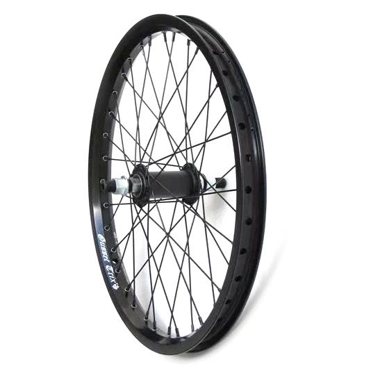 Gusset Trix 20inch Wheel Front Black 36H 14mm
