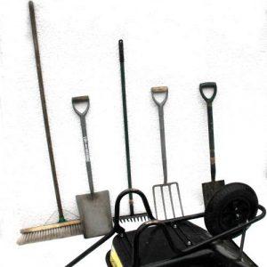 Trail Building Equipment