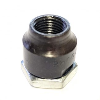 """Basic Over-Lock & Cone Nut 9.5 mm (3/8"""") x 26 TPI"""