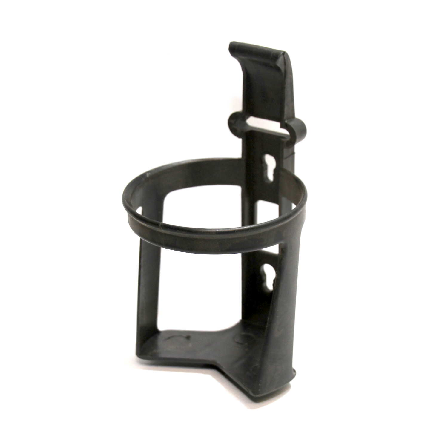 Unbranded Enclosed Black Plastic Bottle Cage