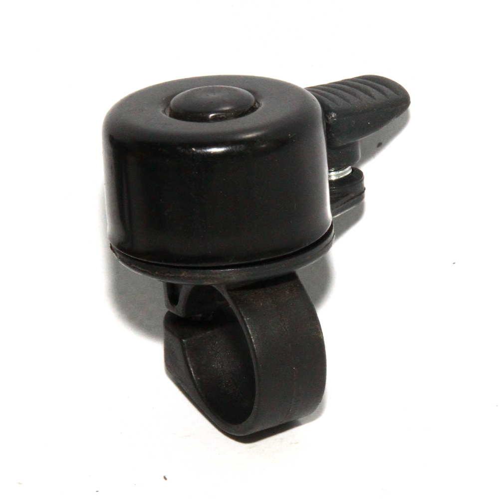 Black 360 Ping Bike Bell