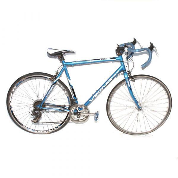 Viking Phantom Gents 700C 14 Speed Road Racing Bike Blue 56cm