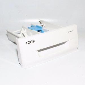 Logik L612WM15 Washing Machine Spare Part Soap Drawer Tray Loader White