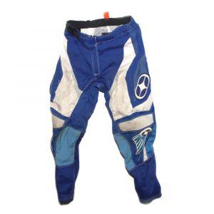 No Fear Blue Kids Race Pants