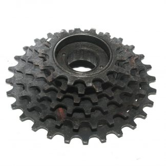 United 6 Speed Cassette 14-28T Threaded Freewheel