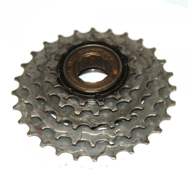 SunRace B0525 SiS 5 Speed 14-28T Threaded Multiple Freewheel