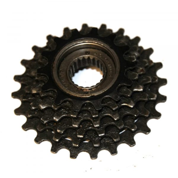 Atom 77 Compact 5 Speed 14-24T Threaded Multiple Freewheel