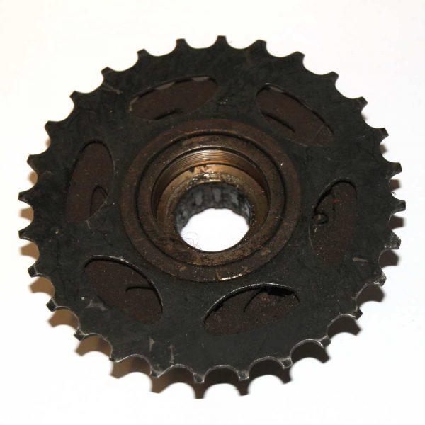 Shimano MF-TZ06 SiS 6 Speed 14-28T Threaded Multiple Freewheel