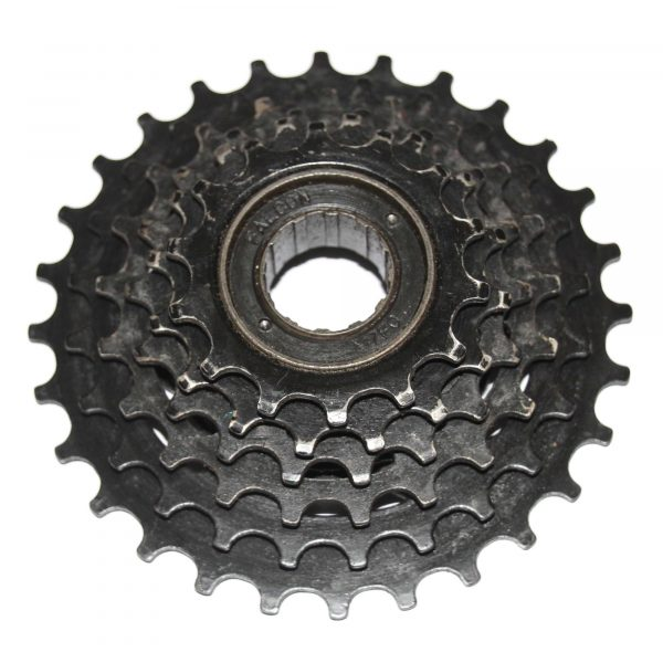 Falcon 6 Speed Cassette 14-28T Threaded Freewheel
