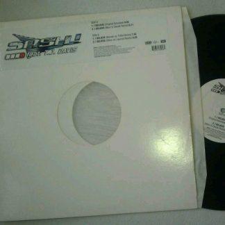 "Sash! feat. T.J Davis - I Believe Original Extended / Marc & Claude Vinyl 12"""