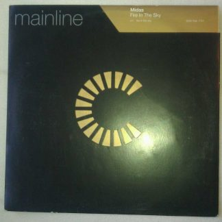 Midas Fire In The Sky Vinyl Record 12""