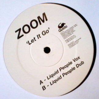 "Zoom - Let It Go 12"" Vinyl"