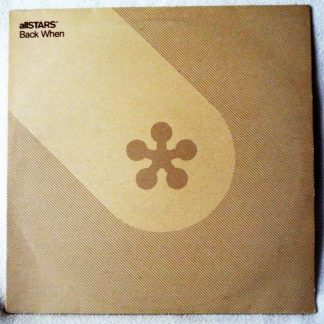 "allSTARS - Back When 12"" Vinyl"