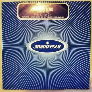 "Mathius Ware feat. Rob Taylor - Hey Little Girl 12"" Vinyl"