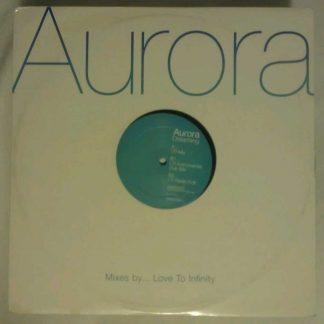 "Aurora Dreaming Vinyl Record Dance EP 12"""