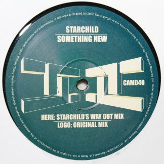 "Starchild - Something New 12"" Vinyl"