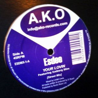 "Esdee - Your Lovin 12"" Vinyl"