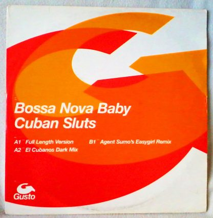 "Cuban Sluts - Bossa Nova Baby 12"" Vinyl"