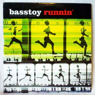 "Mark Picchiotti presents Basstoy feat. Dana - Runnin' 12"" Vinyl"