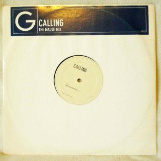 "G - Calling 12"" Vinyl"