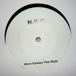 "N.R.C. - Here Comes The Rain 12"" Vinyl"