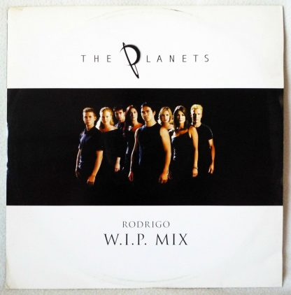 The Planets - Rodrigo W.I.P. Mix