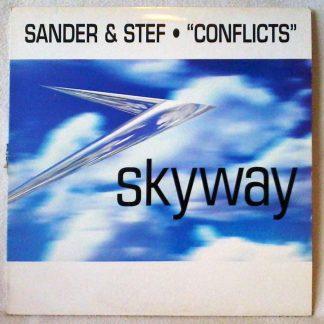 "Sander & Stef - Conflicts 12"" Vinyl"