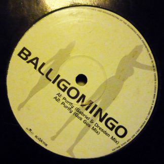 "Balligomingo - Purify 12"" Vinyl"