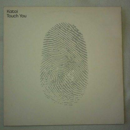 """Katoi Touch You Vinyl Record 12"""" EP Record"""