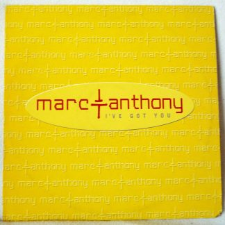 "Marc Anthony - I've Got You 12"" Vinyl"