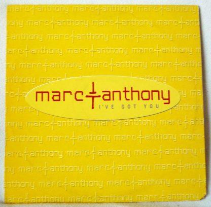"""Marc Anthony - I've Got You 12"""" Vinyl"""