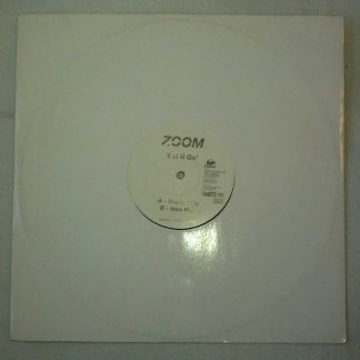 "Zoom - Let It Go 12"" Vinyl  (Original Mix)"