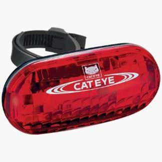 Cateye TL-LD120 rear bike light cycle tail light 3 LED