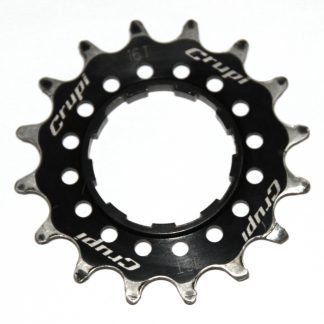 "Crupi Drive 16t x 1/2"" x 1/8"" Cassette Single Speed Cog"