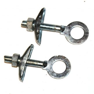 Traditional Fixie Track Tugs Chain Tensioners 10mm 3/8""
