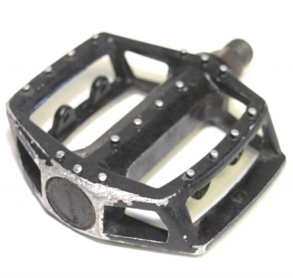 "Xeroma Black Alloy Left Pedal 9/16"" BMX V8 Copy"