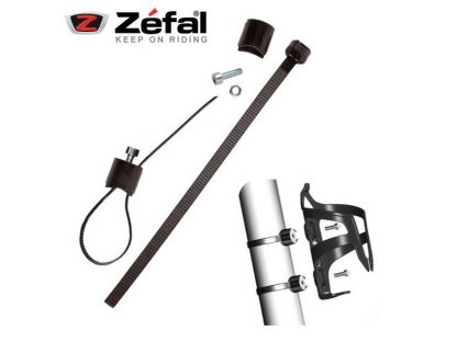 ZEFAL Gizmo Universal Clamp for Mounting Bottle Cage