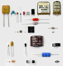 Small Electrical Components