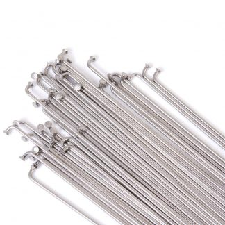 187mm 14g Stainless Steel Plain Gauge Spokes