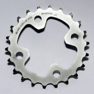 Shimano 9Spd IG/HG M-22/M9 N-22 Chainring 22T Inner Ring 64BCD Granny Gear Steel