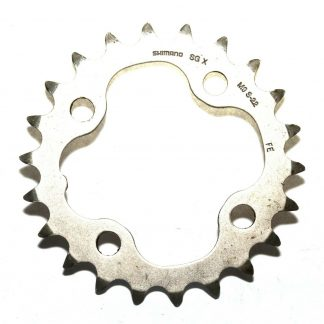 Shimano 10 Spd SG-X M9 S-22/HG X-22 Chainring 22T Inner Ring 64BCD Granny Gear