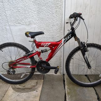 "Giant MTX 225 24"" Kids MTB Red"