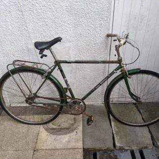 Puch Touring Bicycle Green