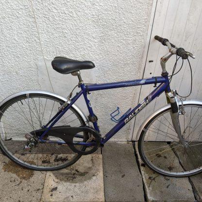 Raleigh Pioneer 160 700c Hybrid Bike Blue