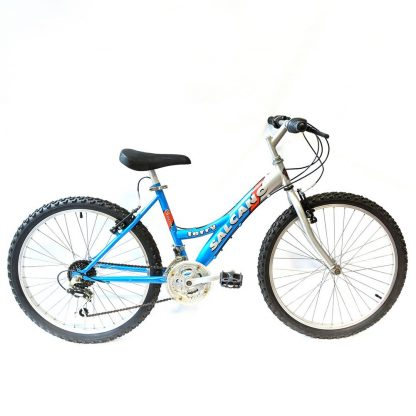 "Salcano Ferry 24"" Rigid MTB Blue"