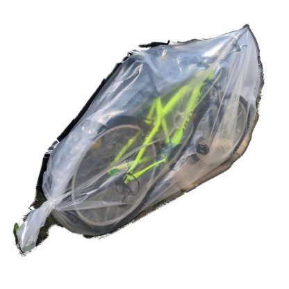 GetMeFixed Protective Plastic Bike Bag