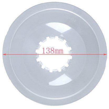 Screw-on Freewheel Wheel Spoke Protector Guard Bicycle Chain Protection 138mm
