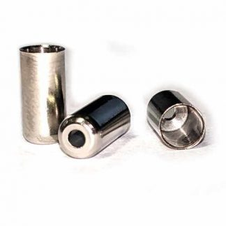 Halt Brake Outer Cable End Machined Ferrule 5mm
